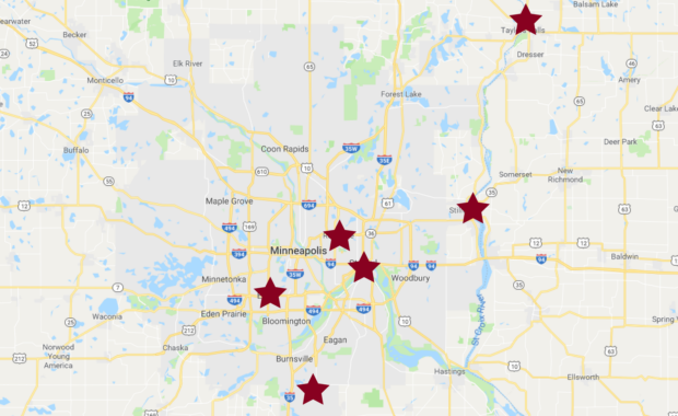 Midwest Spine Locations
