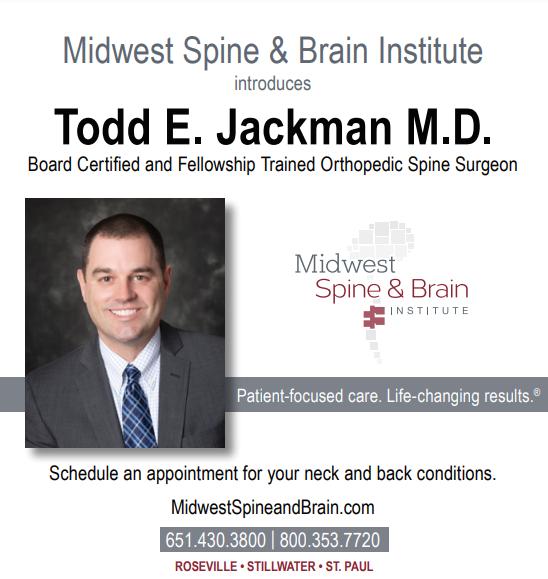 Dr. Todd E. Jackman