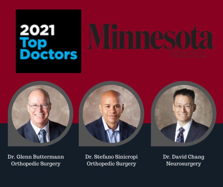 Minnesota Monthly Top Doctors